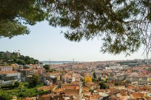 Lisbon, Portugal, 43th best city to live in the world.