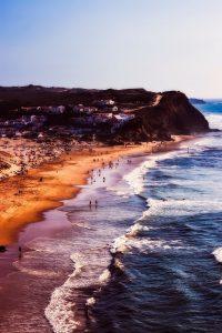Algarve sunny beach