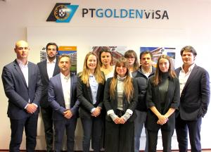 PTGoldenVisa Investment Consultancy Team. Awarded Best Investor Visa Provider 2018